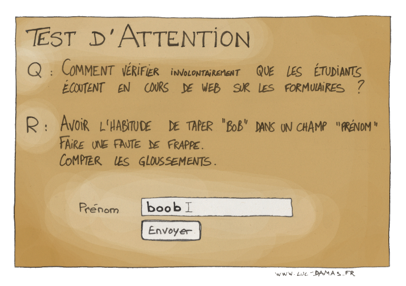 test-attention